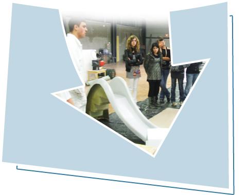 Composites Plasturgie au CFA-MFR-St Gilles Croix de Vie Vendée 85