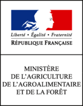 ministere agriculture RVB